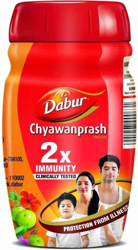 Dabur Double Immunity Chyawanprash(1 kg)