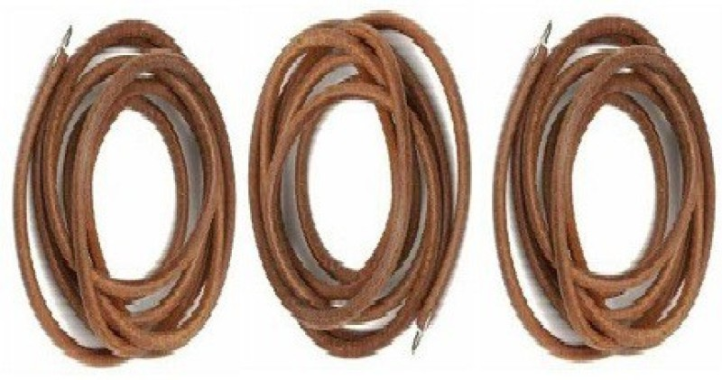 Aapal Collection Sewing Machine Belt (Pack of 3 pcs) Genuine Leather Round Sewing Belt