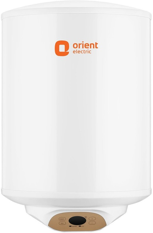 Orient Electric 25 L Storage Water Geyser (Ecowonder Digital, White)