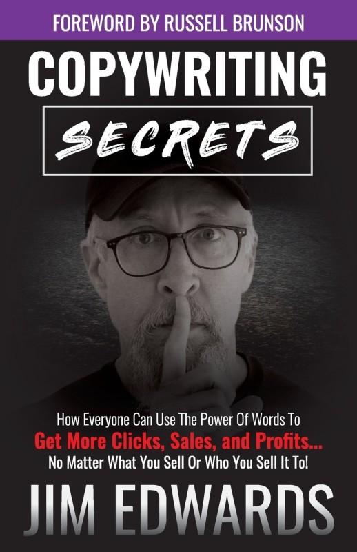 Copywriting Secrets(English, Paperback, PC Edwards Jim)