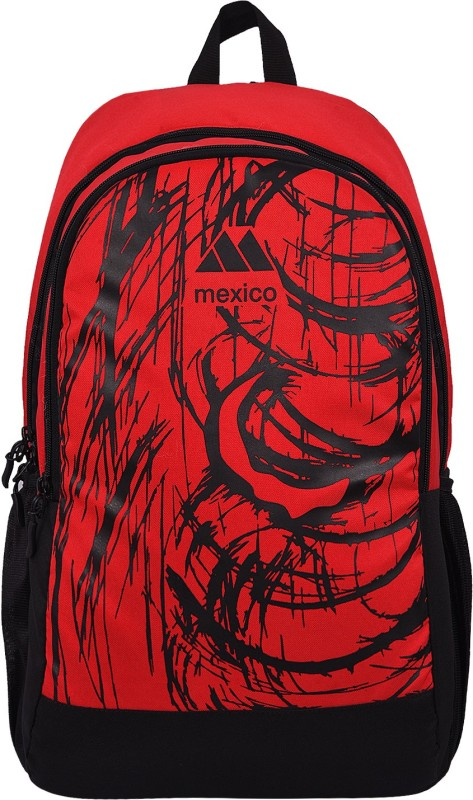 Mexico Star-Red 30 L Backpack(Red)