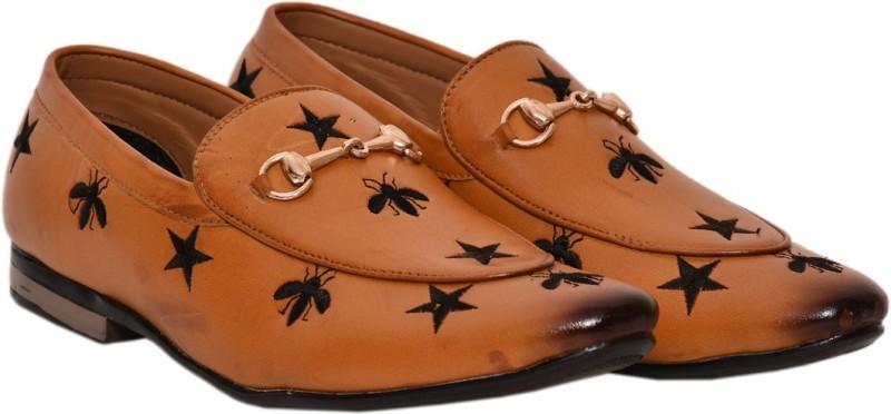 SRX Fashion SRSM_571 Loafers For Men(Brown)