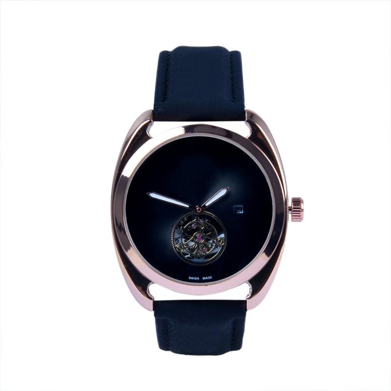 INFINITY SWAP New Trending Stylish rolex black watch for men Analog Watch - For Men