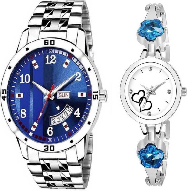 Cameron Diamond Studded For Analog Men and Women Analog Watch - For Men & Women