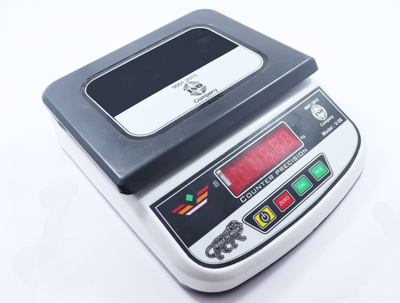 FOVTY 30 Kg Weighing Scale Weighing Scale(Multicolor)
