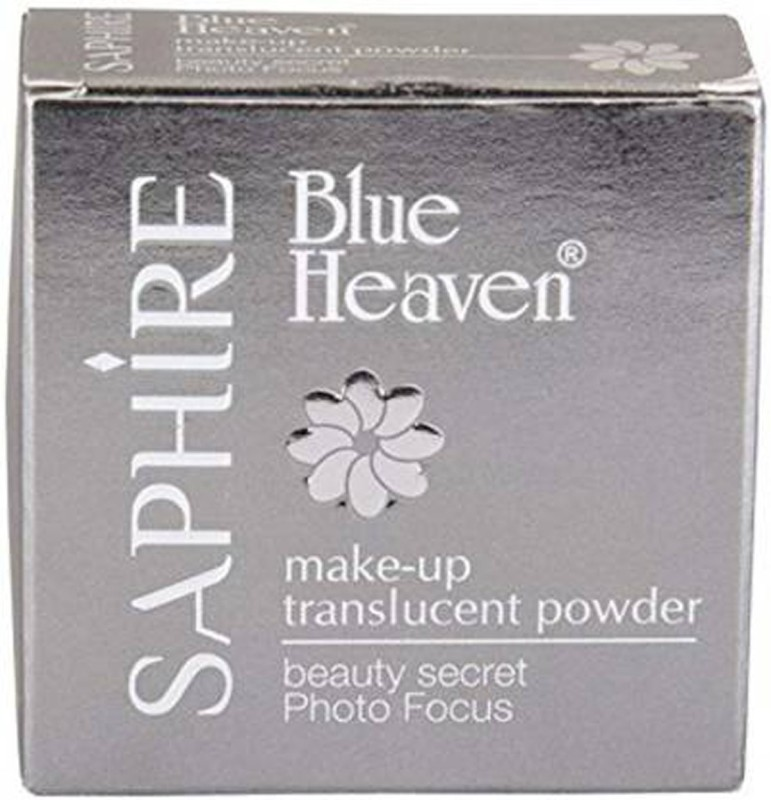 Blue Heaven Saphire Compact (Grey, 20 g) Compact(brown, 20 g)