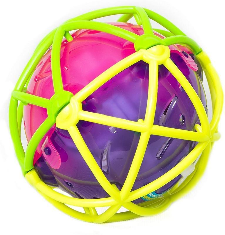 Hamleys Light and Sound Fusion Ball in Open Box(Multicolor)