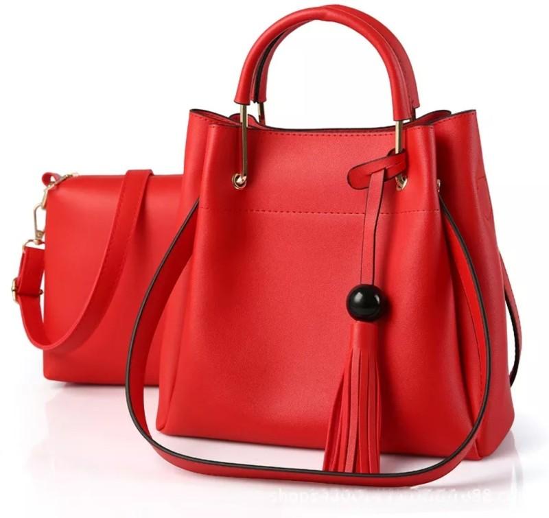 SaleBox Women Red Handbag