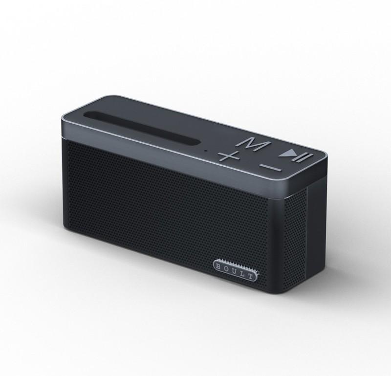 Boult Audio BassBox Unplug 12 W Bluetooth Speaker(Black, Stereo Channel)
