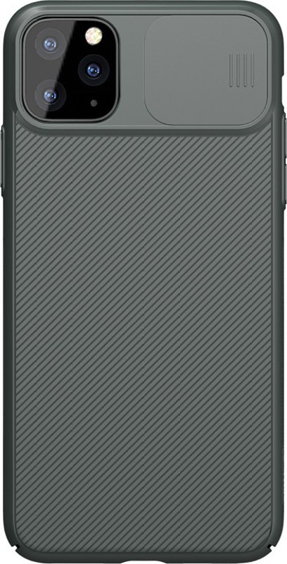 Nillkin Back Cover for Apple iPhone 11 Pro Max(Black, Shock Proof)