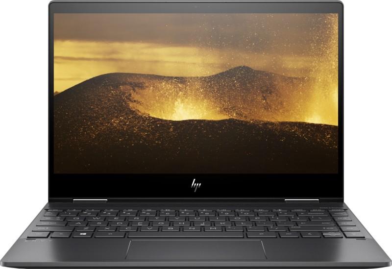 HP Envy 13 Ryzen 5 Quad Core - (8 GB/512 GB SSD/Windows 10 Home) 13-ar0118AU 2 in 1 Laptop(13.3 inch, NightFall Black, 1.3 kg)