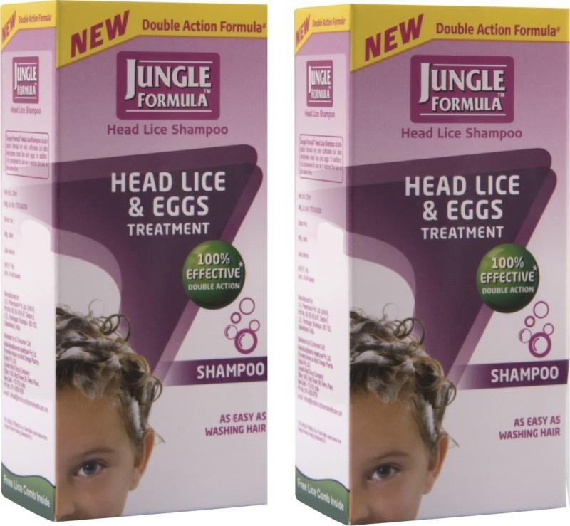 Jungle Formula Head Lice & Eggs Treatment(50 ml)