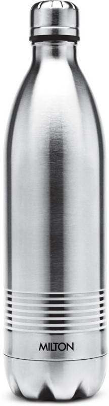 Milton Thermosteel Duo 750 DLX 700 ml Flask(Pack of 1, Silver)
