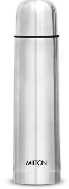 Milton Thermosteel Flip Lid 500 ml Flask(Pack of 1, Silver)