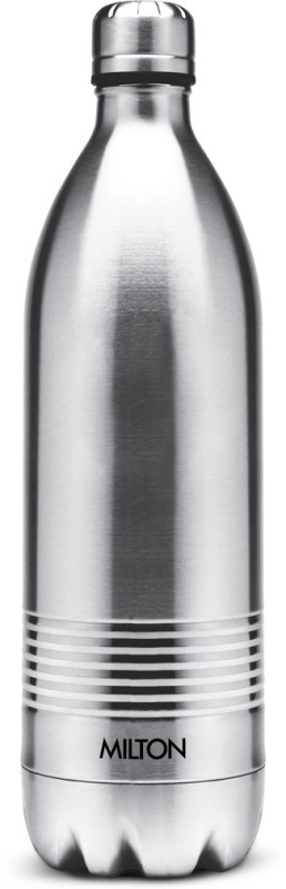 Milton Duo 1000 ml Flask(Pack of 1, Steel/Chrome)
