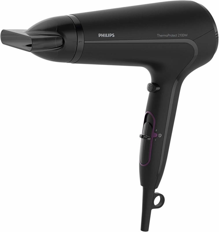 Philips DF4 Hair Dryer(2100 W, Black)