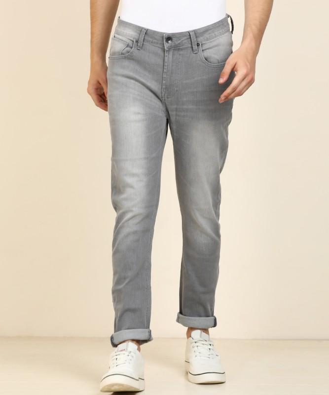 United Colors of Benetton Regular Men Grey Jeans