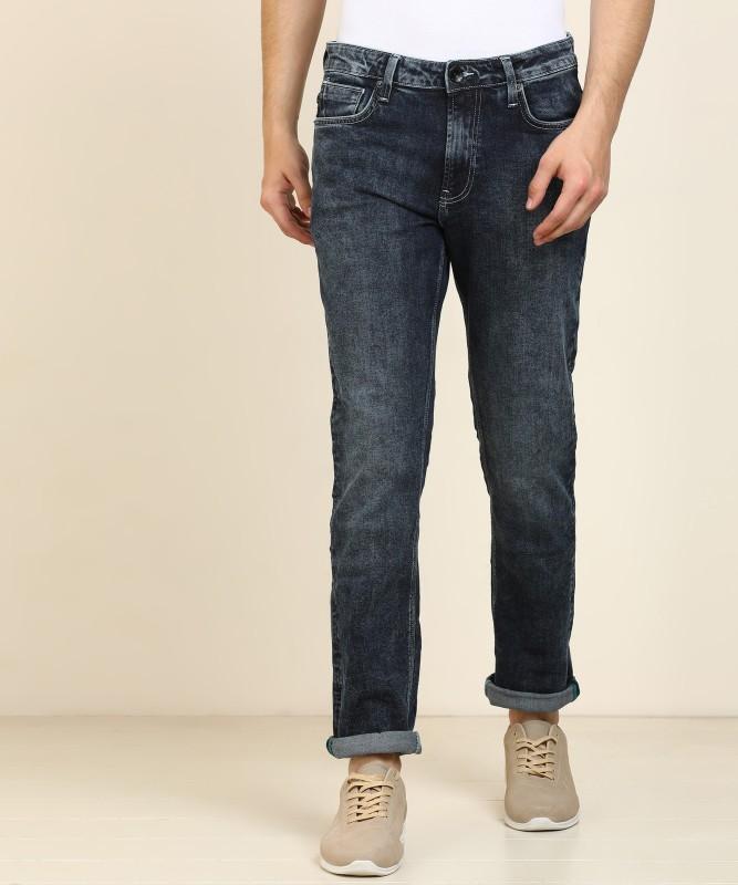 United Colors of Benetton Slim Men Blue Jeans
