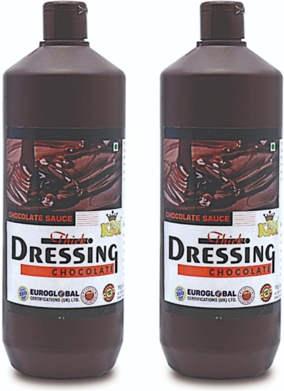 Mr.Kool Chocolate Syrup Sauce 2 Liter (2 Kg )(2 L)