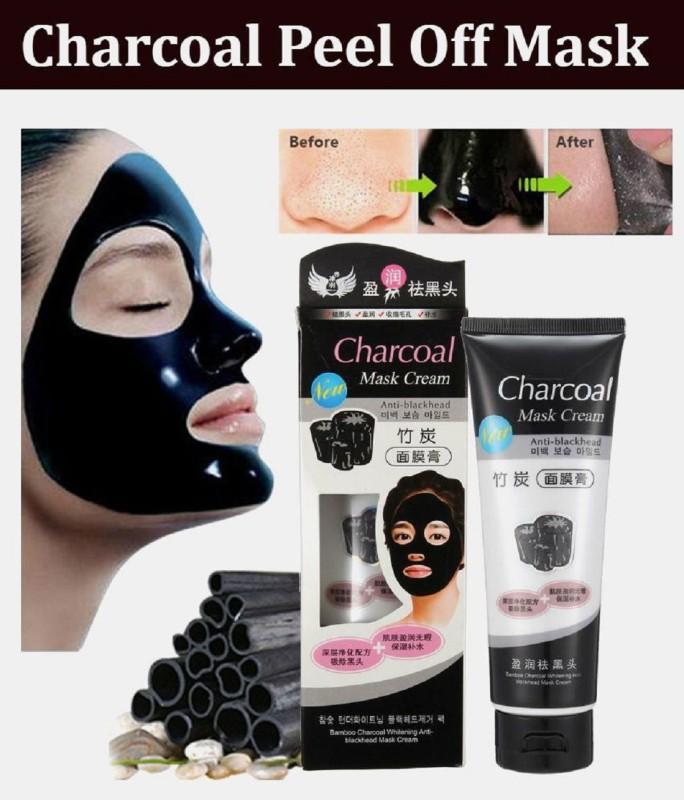FashionableIndia Charcoal Peel of Mask(130 g)