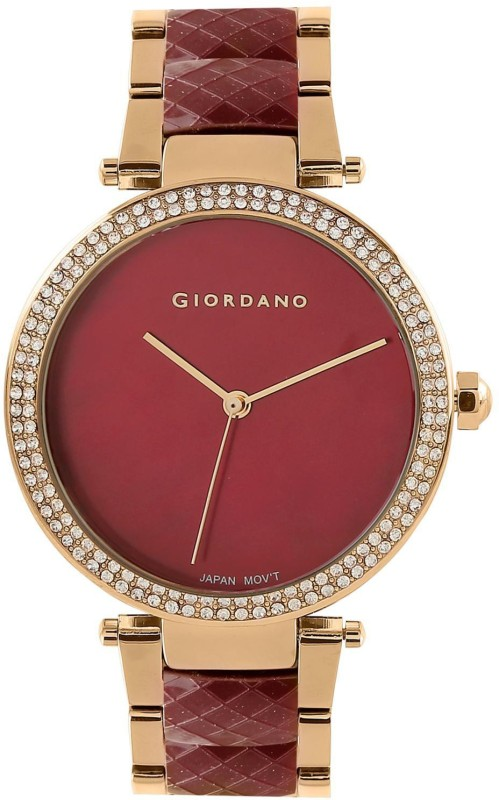 Giordano GD-2073-33 Analog Watch - For Women