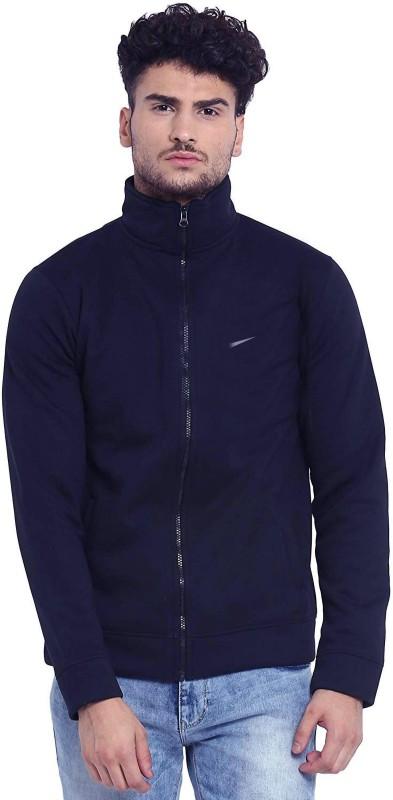 FITNICK Full Sleeve Solid Men & Women Jacket