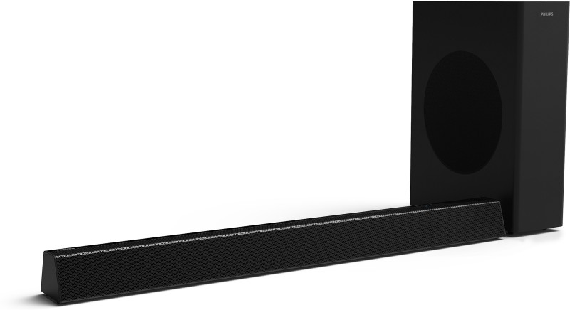 Philips HTL3310/10 160 W Bluetooth Soundbar(Black, 2.1 Channel)