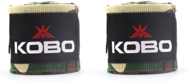 KOBO WTA-16 Multicolor Boxing Hand Wrap(Multicolor, 158 inch)