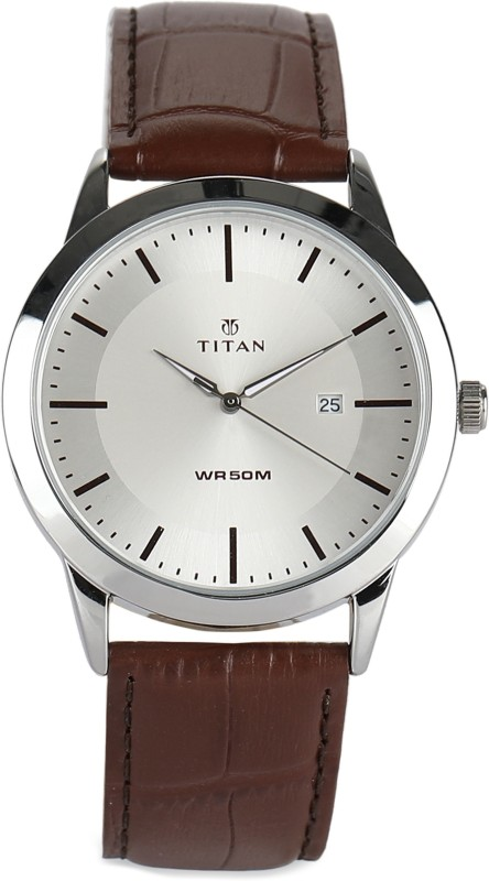 Titan 1584SL03 Analog Watch - For Men