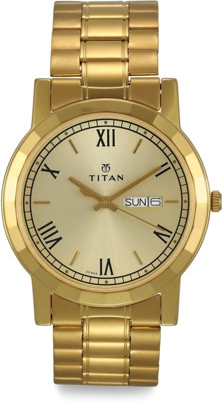 Titan NH1644YM03 Karishma Analog Watch - For Men
