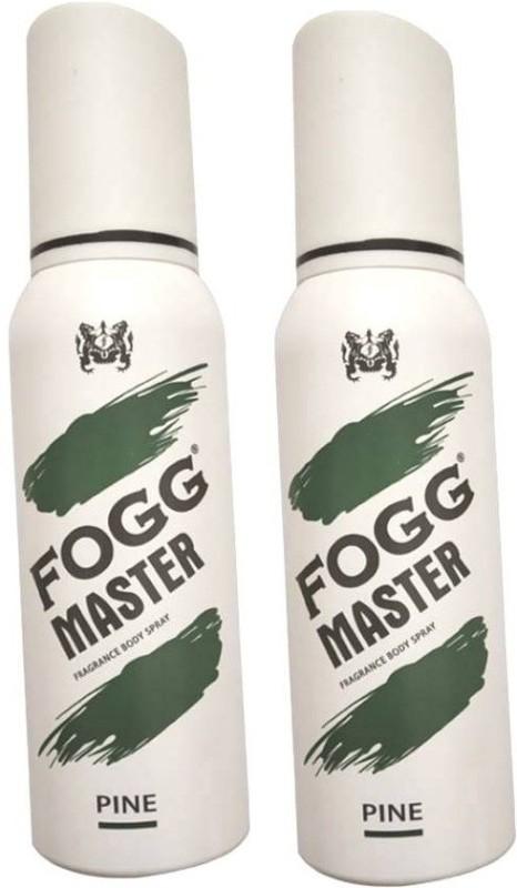 Fogg GREEN PACK OF 2 BGF Body Spray - For Men & Women(120 ml, Pack of 2)