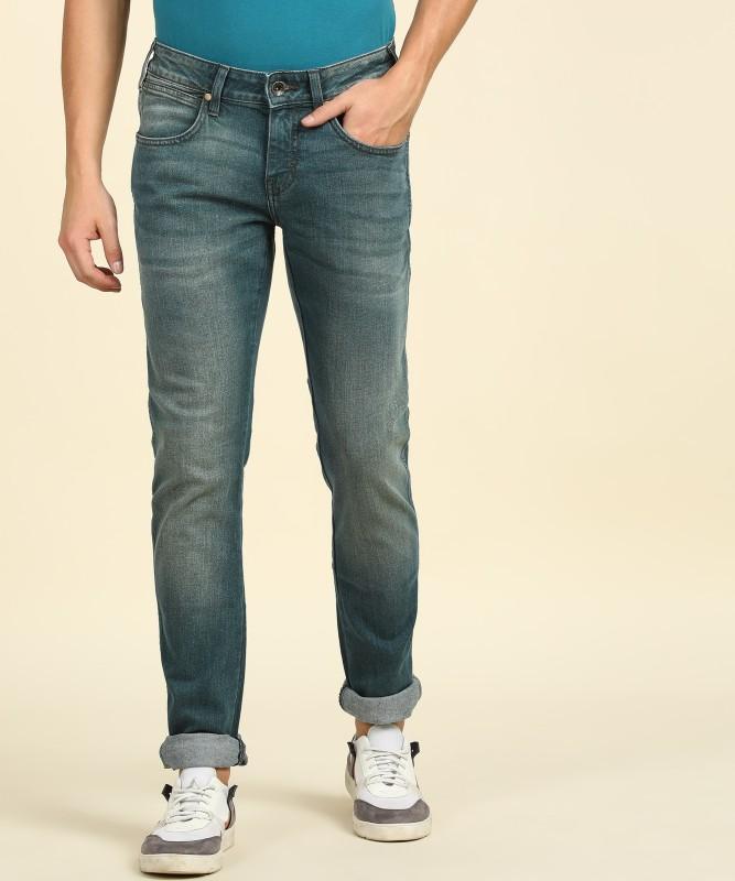 Wrangler Skinny Men's Blue Jeans
