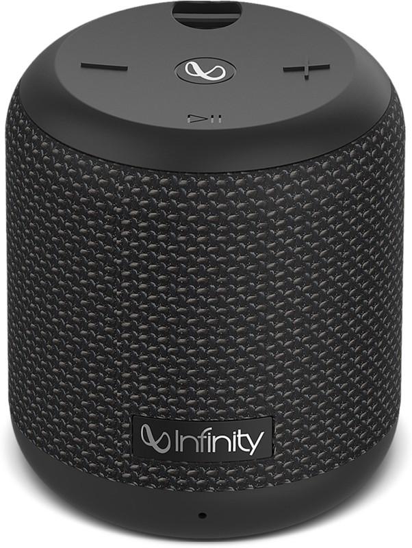 Infinity (JBL) Fuze 99 IPX7 Waterproof 4.5 W Bluetooth Speaker(Black, Mono Channel)