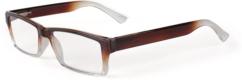 AEC Full Rim (+1.25) Rectangle Reading Glasses(20 mm)
