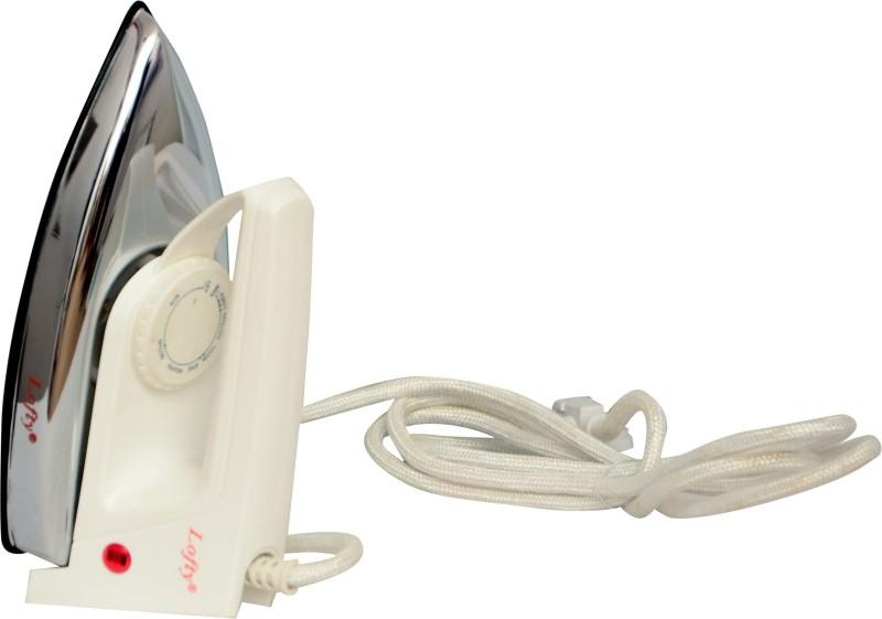 LoFtY Jupiter 1000W 1000 W Dry Iron(White)