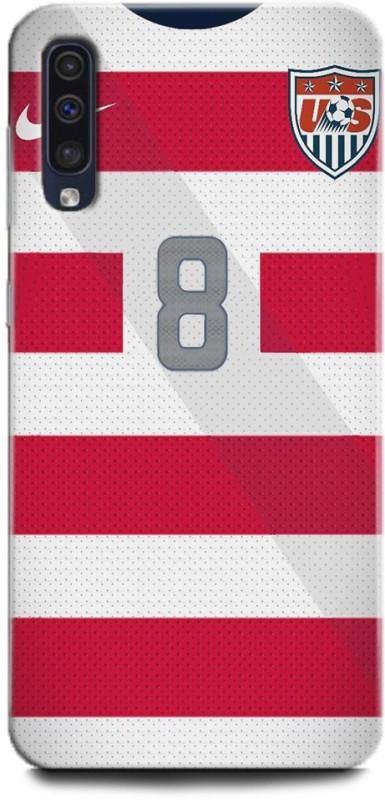 GRAFIQE Back Cover for Samsung Galaxy A30s/ Chivas Jersey, Chivas, Football, Guadalajara, Jersey(Multicolor, Shock Proof)