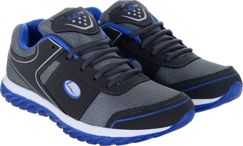 Lancer Running Shoes For Men(Grey, Blue)