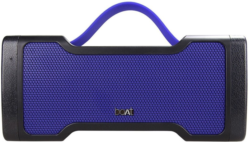 boAt Stone 1000 14 W Bluetooth Speaker(Navy Blue, Stereo Channel)