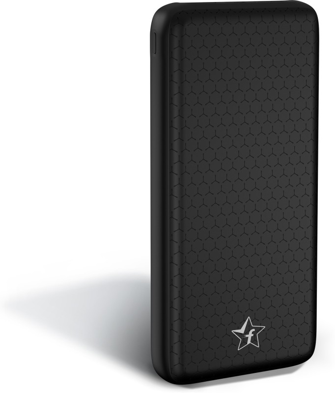 Flipkart SmartBuy 20000 mAh Power Bank (Fast Charging, 12 W)(Black, Lithium Polymer)