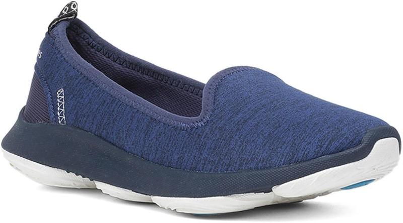 Hush Puppies Slip On Sneakers For Women(Blue)