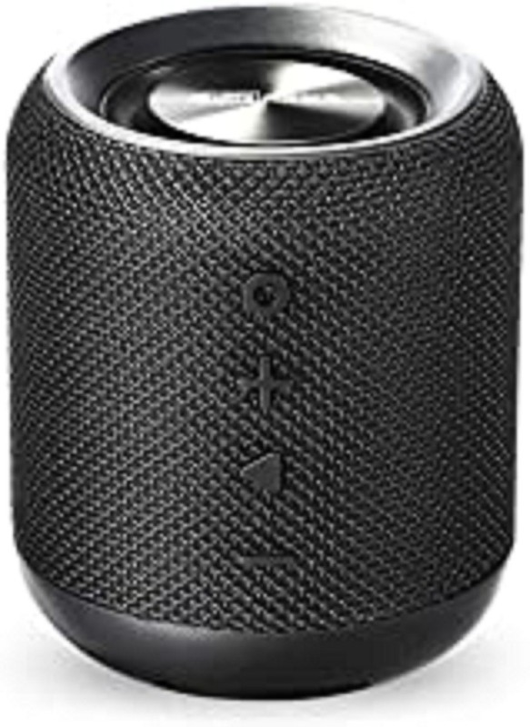Portronics SOUND DRUM, POR 871 10 W Bluetooth Soundbar(Black, Stereo Channel)