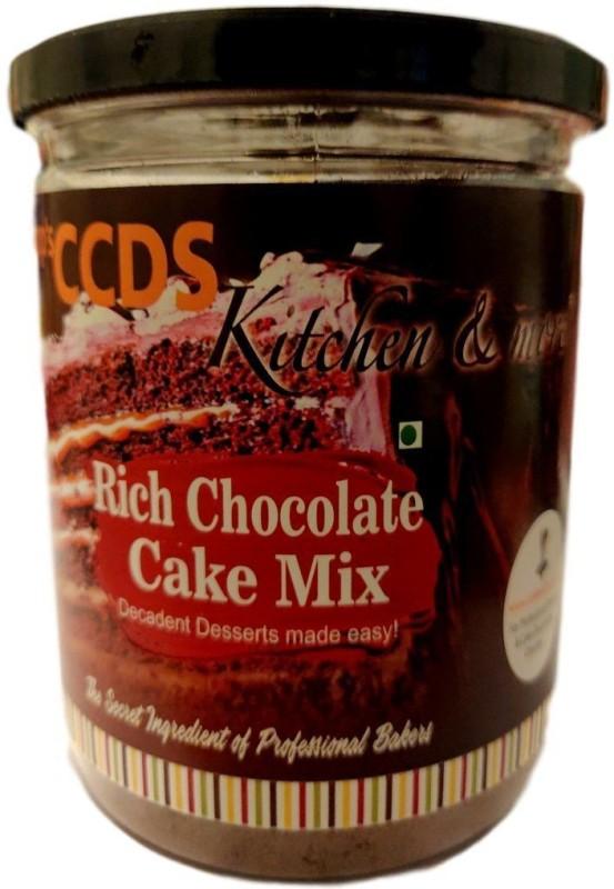 CCDS Rich Chocolate Cake Pre-Mix 250 grams Raising Ingredient Powder(250 g)