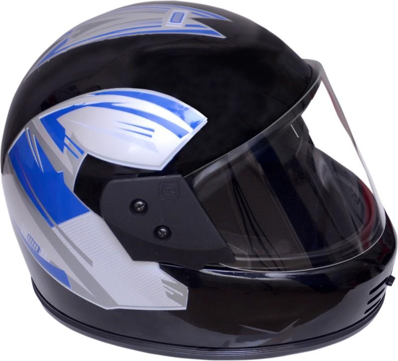 Dvis Full Face Helmet Motorbike Helmet Motorbike Helmet(Black)