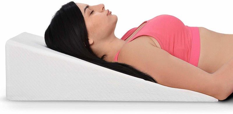 METRON Alleviates Neck and Back Pain Acid Reflux Gerd Snoring Heartburn Knee, Calf & Thigh Support(Multicolor)