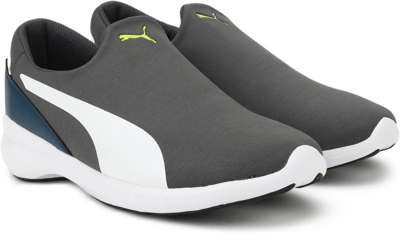 Puma Jedi Slip on IDP Walking Shoes For Men(Grey)