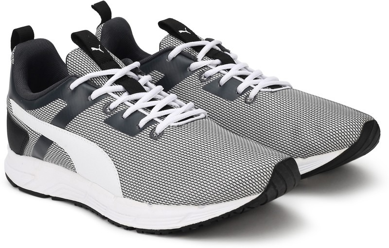 Puma Progression Duo IDP Running Shoes For Men(Grey)