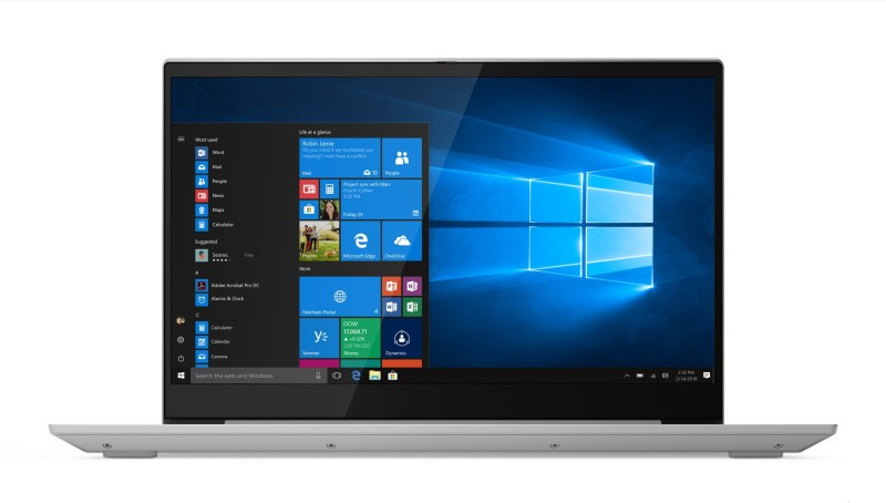 Lenovo Ideapad S340 Core i5 10th Gen - (8 GB/1 TB HDD/256 GB SSD/Windows 10 Home/2 GB Graphics) S340-15IIL Thin and Light Laptop(15.6 inch, Platinum Grey, 1.60 kg, With MS Office)