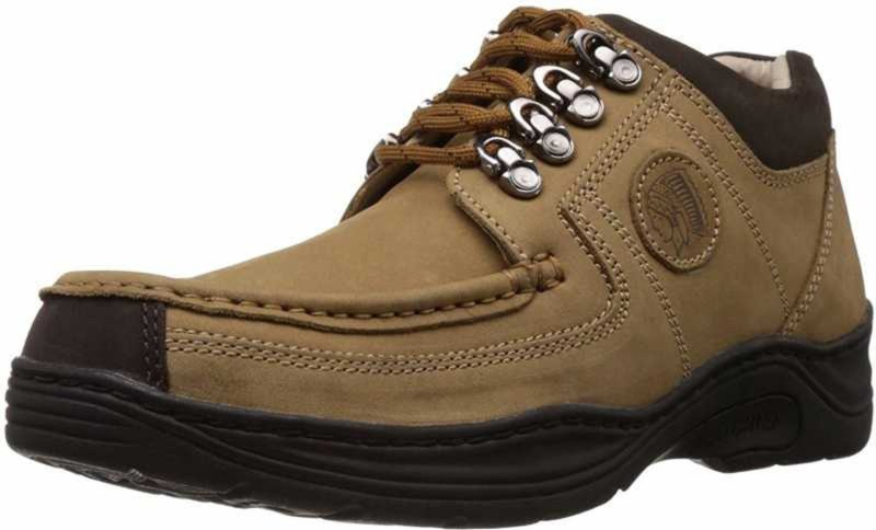 Red Chief Casuals For Men(Brown)