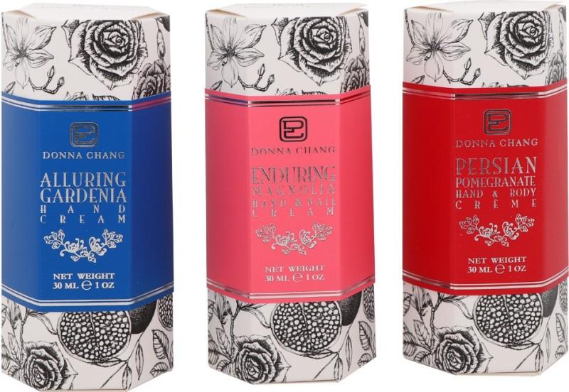 Donna Chang TRIO Gift Set of Hand & Nail Cream(90 ml)