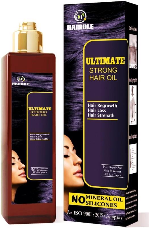 Hairole Ultimate Strong Hair Oil For Men & Women Hair Oil(200 ml)